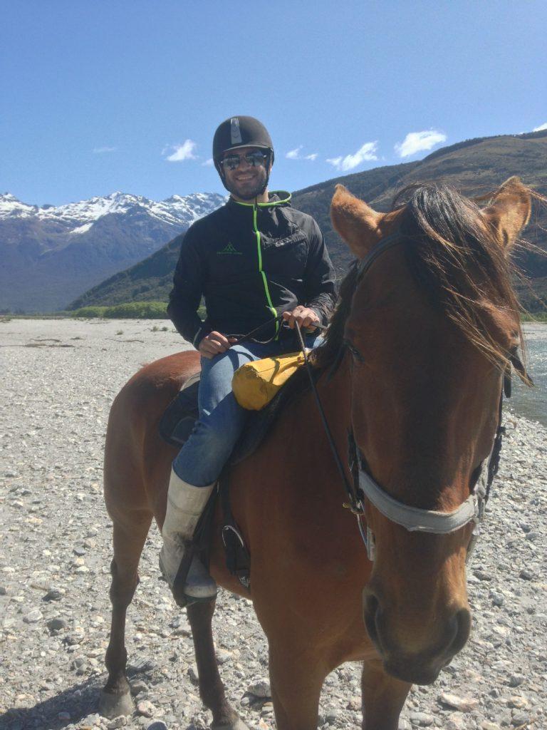 NK horse bio pic