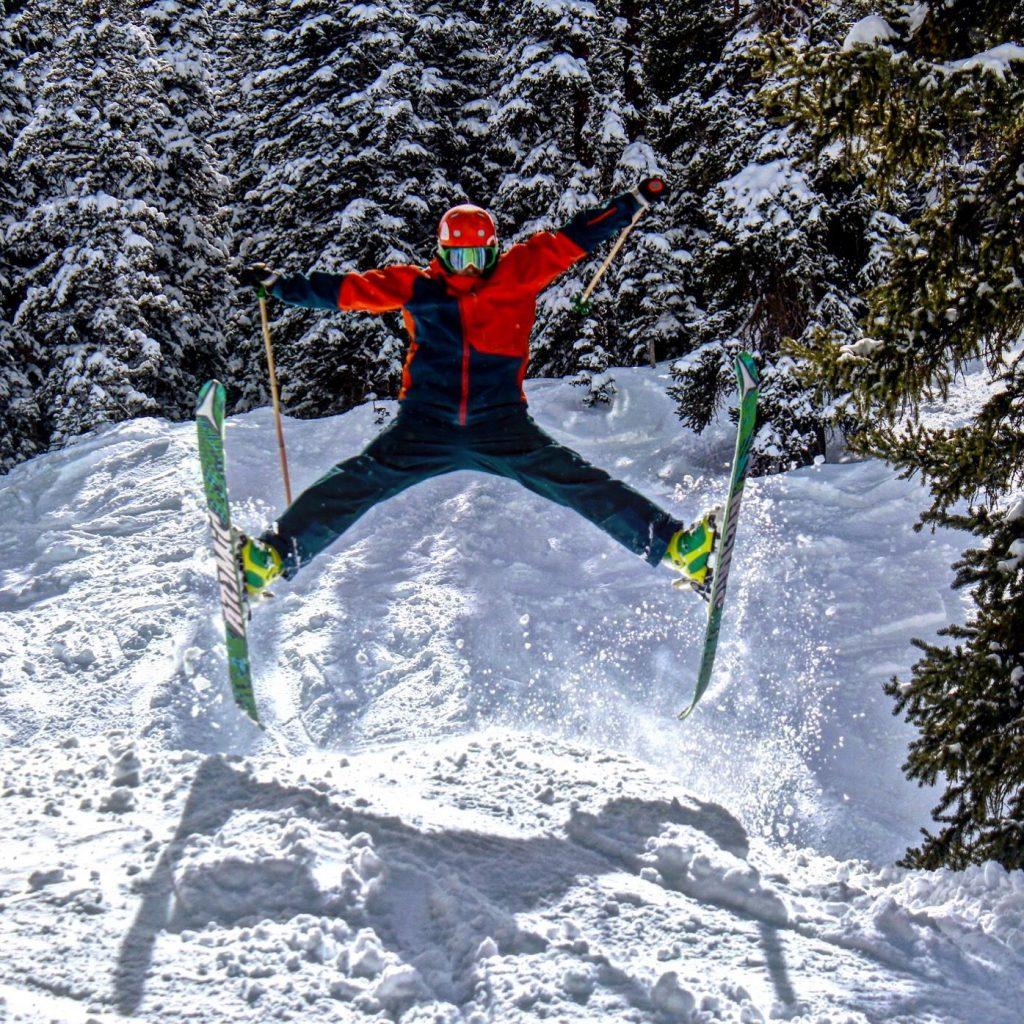 NK skiing bio pic